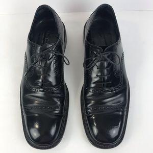 Men's Gucci Black Oxfords size 10 D